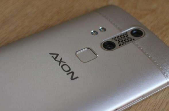 capteur empreintes digitales zte axon elite-infoidevice