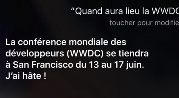 siri annonce la wwdc 2016-infoidevice