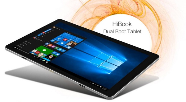 chuwi hibook tablette pc et ultrabook dual boot info idevice. Black Bedroom Furniture Sets. Home Design Ideas
