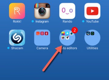 icones circulaires iphone sans jailbreak-infoidevice