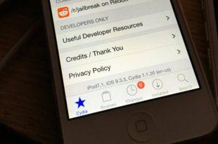 jailbreak ios 9.3.3 ipod-infoidevice