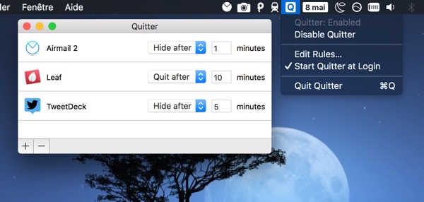 utilitaire quitter pour mac-infoidevice