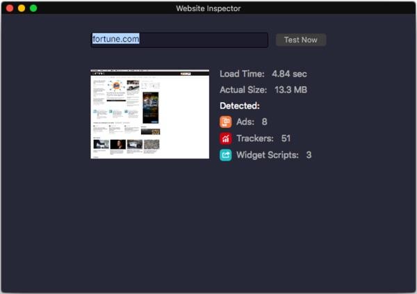 1blocker bloqueur de pubs et anti tracking pour mac for Logiciel anti fenetre publicitaire