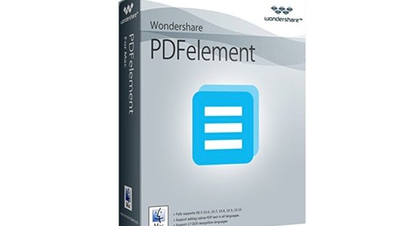 Wondershare PDFelement mac windows ios-infoidevice
