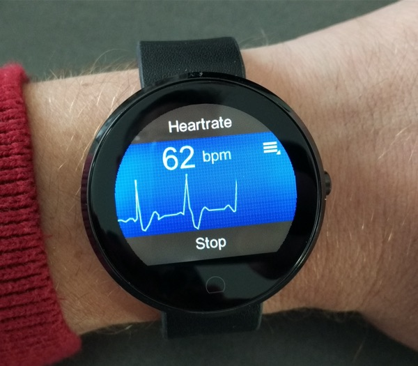 cardiofrequencemetre smartwatch haier g6-infoidevice