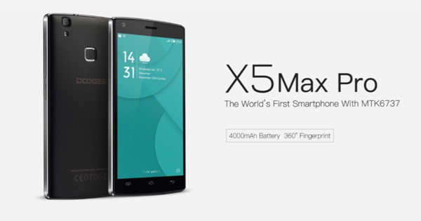 doogee x5 max pro-infoidevice