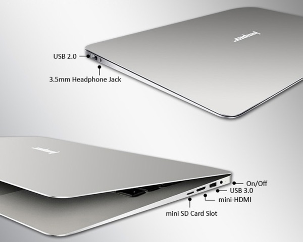 prises ultrabook ezbook 2-infoidevice