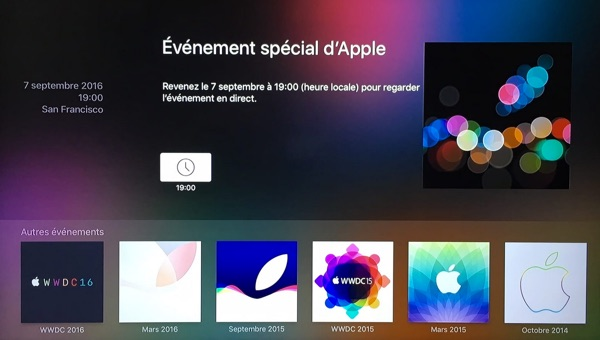 keynote evenements special apple-infoidevice