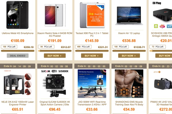 promotions-xiaomi-ulefone-teclast-pimax-infoidevice