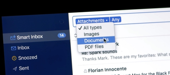 documents-attaches-spark-mail-mac-infoidevice