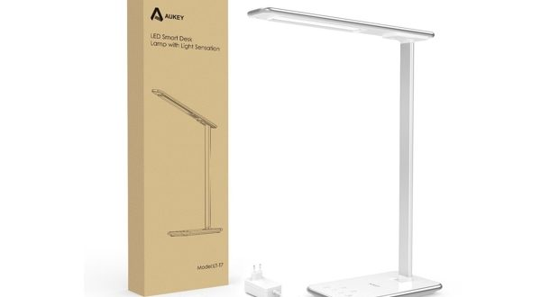 test lampe led aukey lt-t7-infoidevice