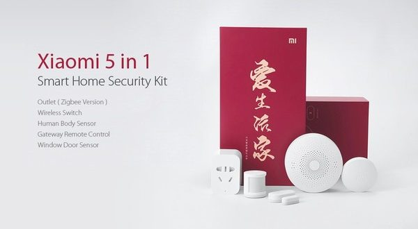 xiaomi smart home security-infoidevice