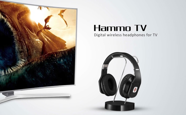 test du casque audio sans fil noontec hammo tv info idevice. Black Bedroom Furniture Sets. Home Design Ideas