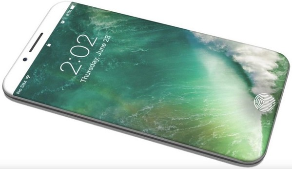iphone 8 capteur empreintes digitales integre infoidevice