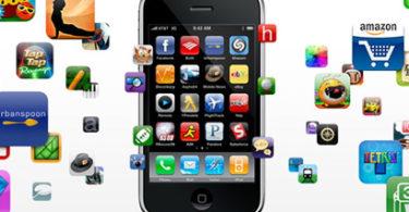 illustration de bon plan: des applications disponibles gratuitement ou en promo sur iphone