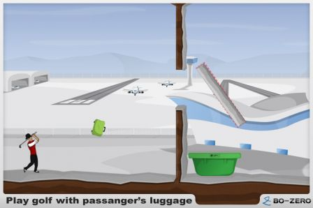 airport-golf