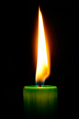 iPhone-Candle-Light-background-iPhone-wallpaper