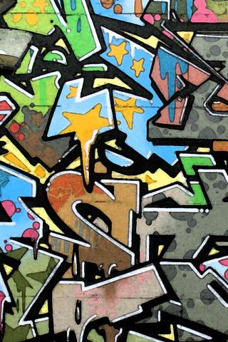 iPhone-Graffiti-background-iPhone-wallpaper