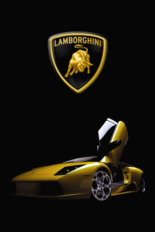 iPhone-Lamborghini-background-iPhone-wallpaper