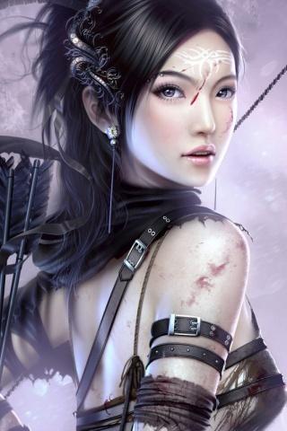 3D-Fantasy-Girl
