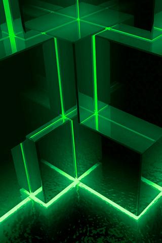 3D-Green-Cubes