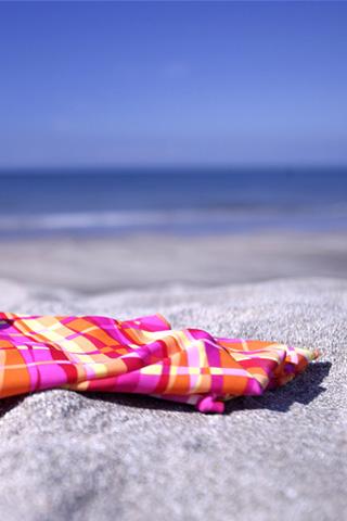 Beach-Scarf