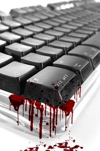 Bloody-Keyboard
