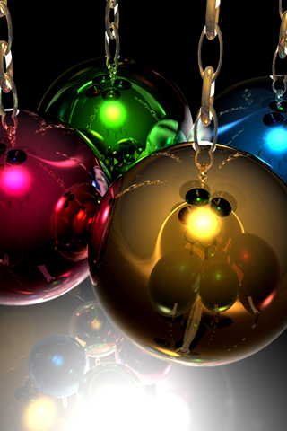 Colorful-Christmas-Ornaments
