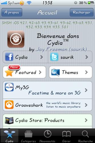 Cydia shsh 5.0.1