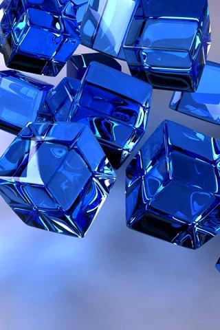 Falling-Cubes