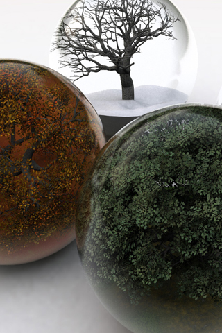 Globe-Seasons