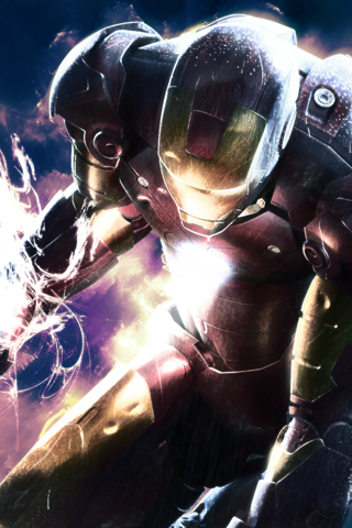 Ironman-Charged