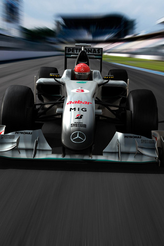 Mercedes-Formula-1