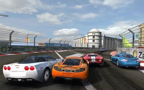 Real Racing 2 Mac