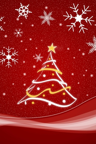 Red-Christmas-Tree1