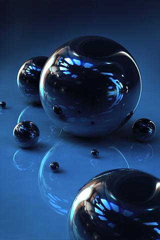 Metallic-Balls