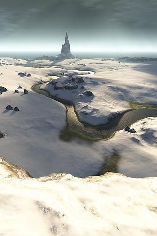 Snowy-Tundra