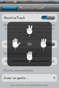 Assistive Touch iPhone 1