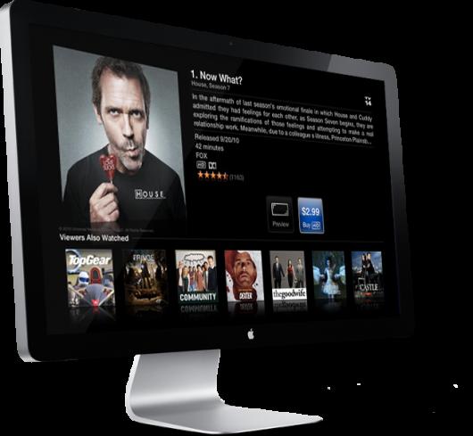 iTV d' Apple