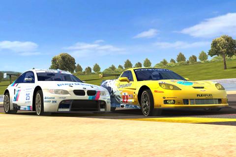 Real Racing 2 en promo
