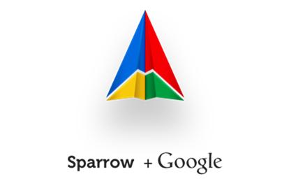 Sparrow racheté par Google