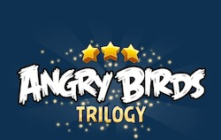 trilogy Angry Birds