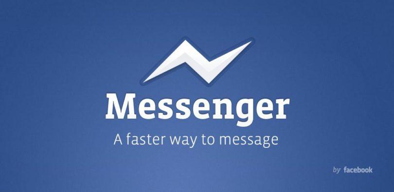 Facebook-Messenger-mis-à-jour