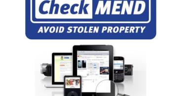service CHECKMEND infoidevice