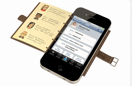Sauvegarder ses contacts iPhone avec CopyTrans Contacts