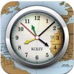 L'horloge du monde pour iPhone, iPod touch et iPad sur l'iTunes App Store