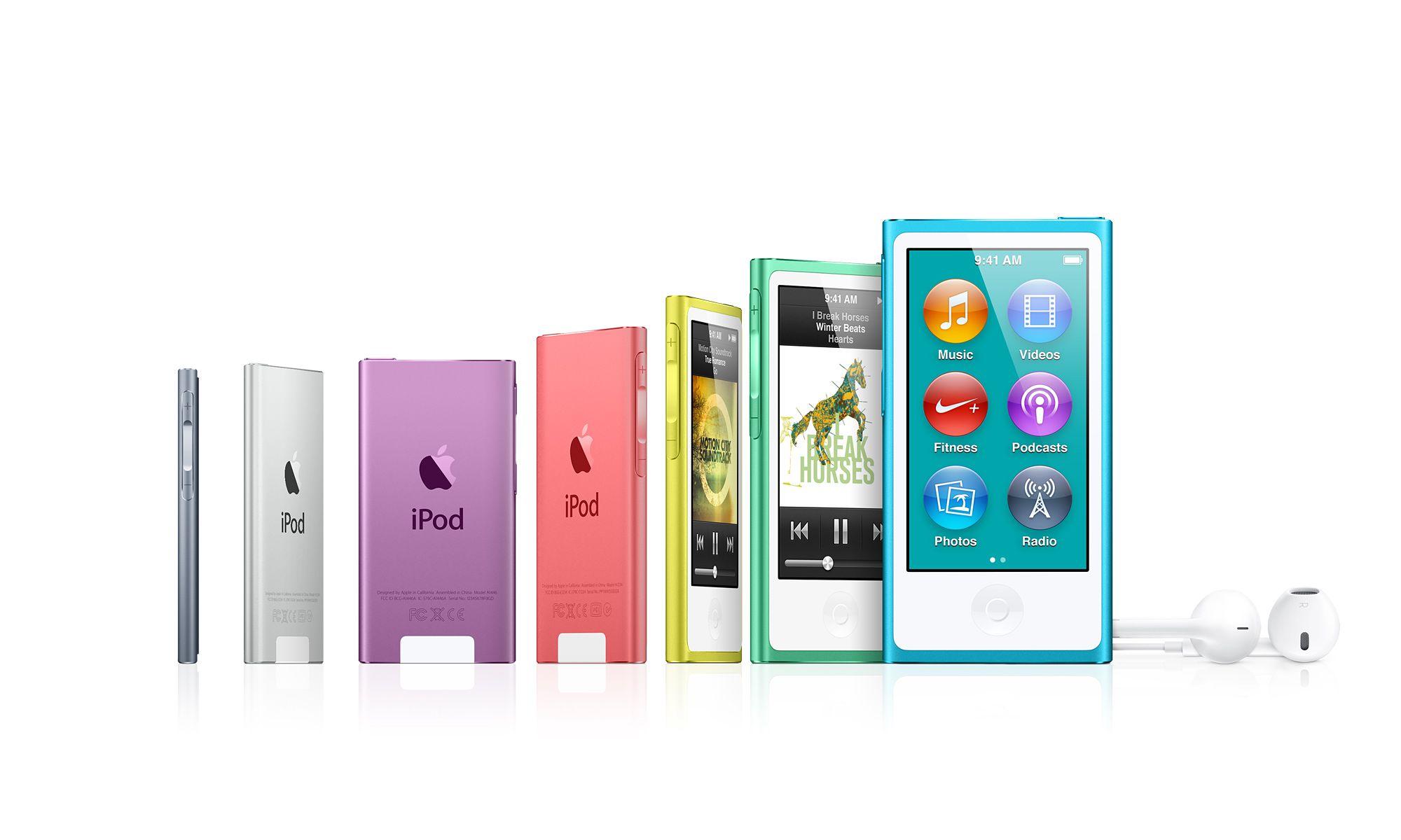 le nouvel ipod nano est disponible en pr commande info idevice. Black Bedroom Furniture Sets. Home Design Ideas