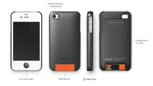 test coque iphone cle usb-infoidevice