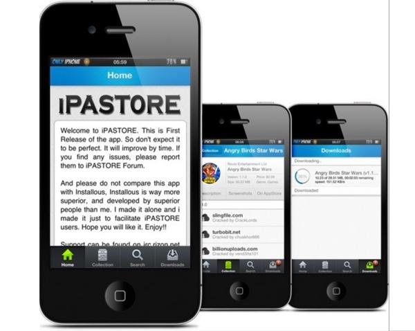 ipastore vshare installous appsync-infoidevice