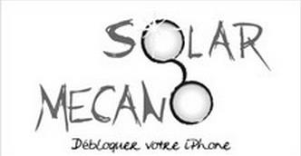 Solar Mecano - Info iDevice